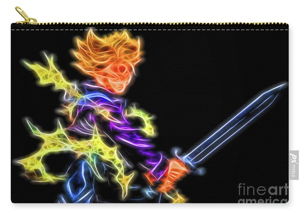 Battle Stance Trunks Carry-all Pouch