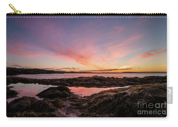 Bay Of Fundy Carry-all Pouch