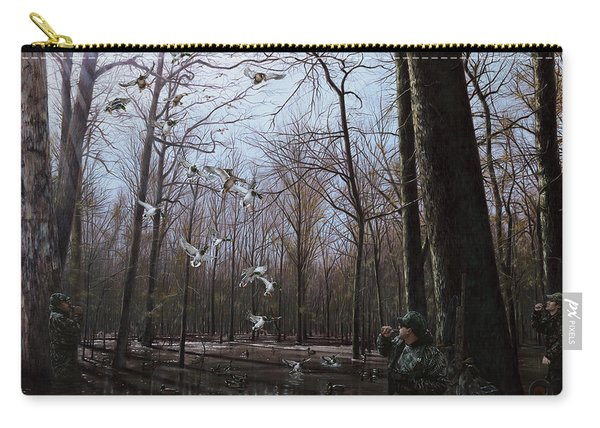 Bayou Meto Morning Carry-all Pouch