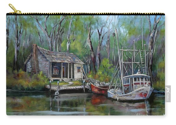 Bayou Shrimper Carry-all Pouch