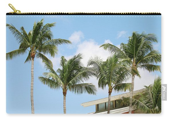 Bayside - Miami Palms Carry-all Pouch
