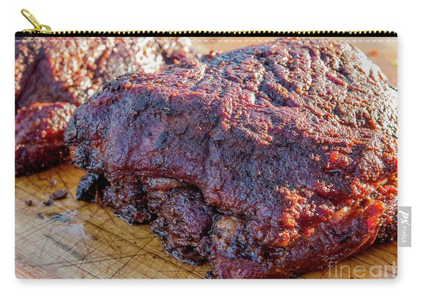 Bbq Beef 2 Carry-all Pouch