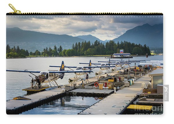 Bc Seaplanes Carry-all Pouch