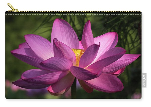 Be Like The Lotus Carry-all Pouch