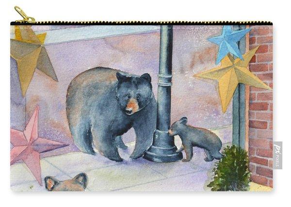 Bean Bears Carry-all Pouch