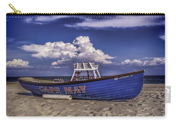 Beach And Lifeboat Carry-all Pouch