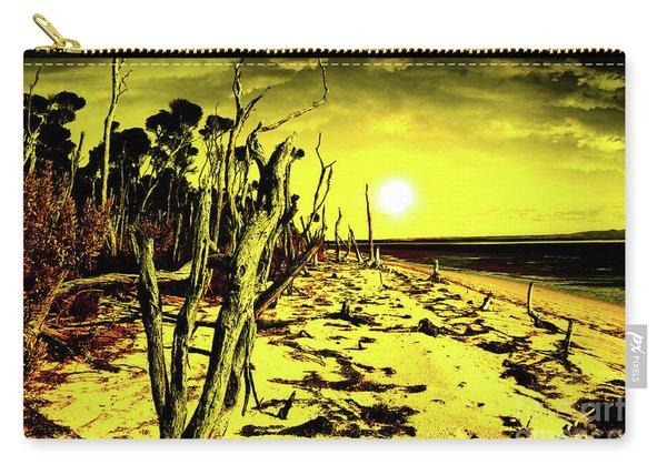 Beach Apocalypse Carry-all Pouch