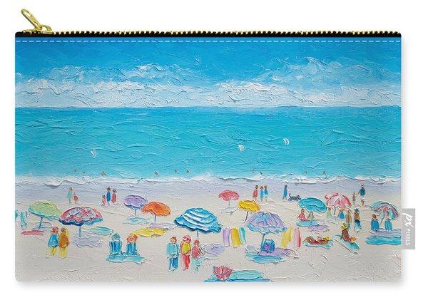 Beach Art - Fun In The Sun Carry-all Pouch