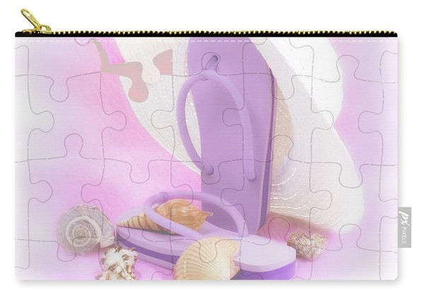 Beach Dreams Carry-all Pouch