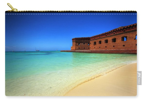 Beach Fort. Carry-all Pouch