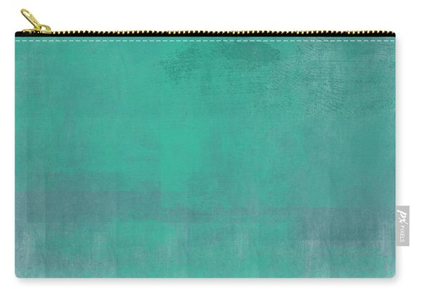 Beach Glass- Abstract Art Carry-all Pouch