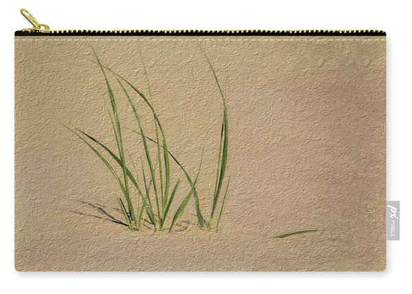 Beach Grass Carry-all Pouch