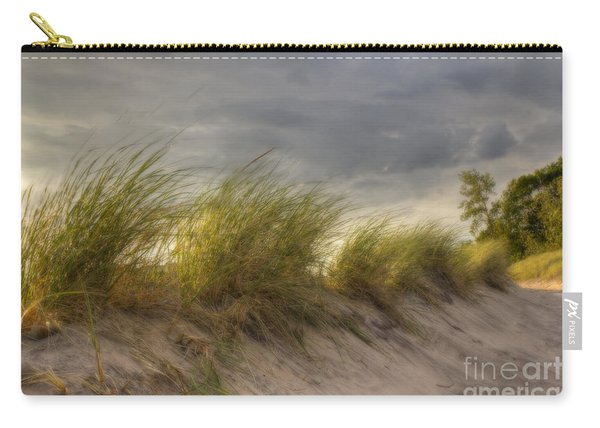 Beach Grasses Carry-all Pouch