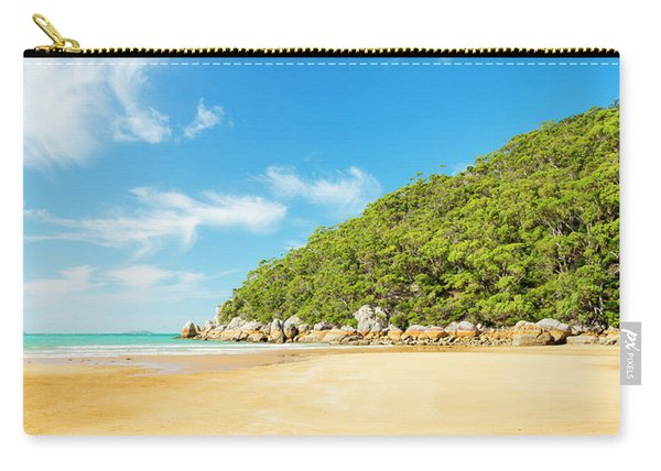 Beach In Wilsons Promontory Carry-all Pouch