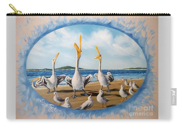 Privileged. Pelican  Procedure Prevailed   Carry-all Pouch