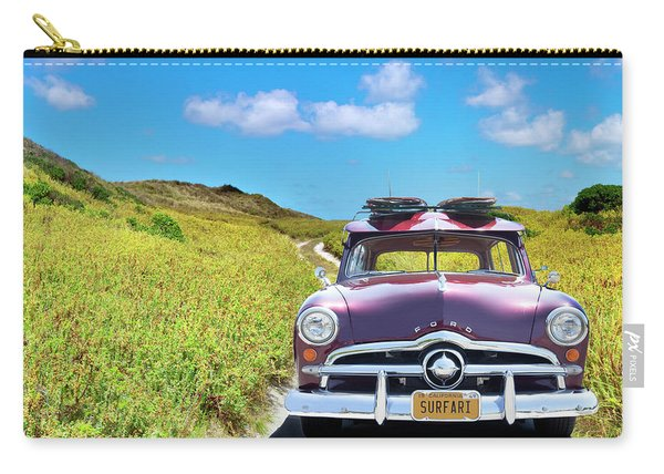 Beach Road Woody Carry-all Pouch