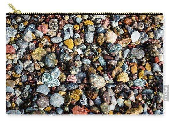 Beach Rocks Carry-all Pouch