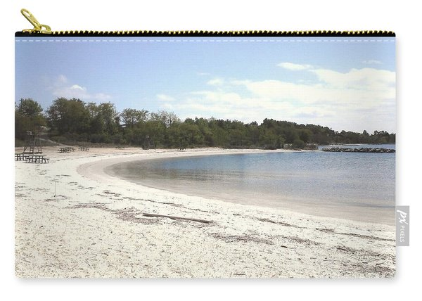 Beach Solomons Island Carry-all Pouch
