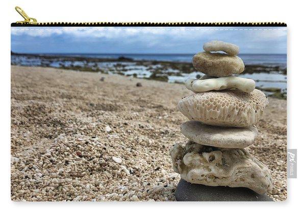 Beach Zen Carry-all Pouch