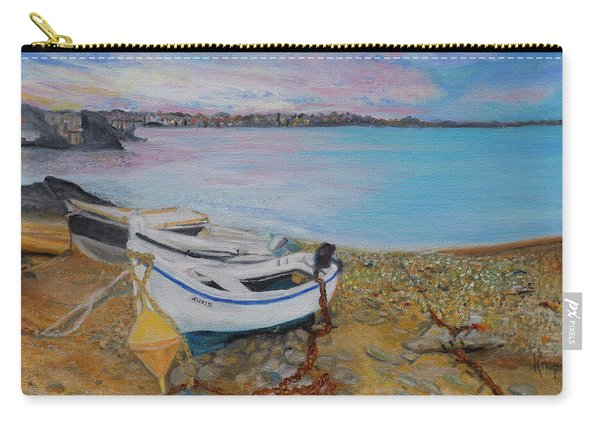 Beached Boats Carry-all Pouch