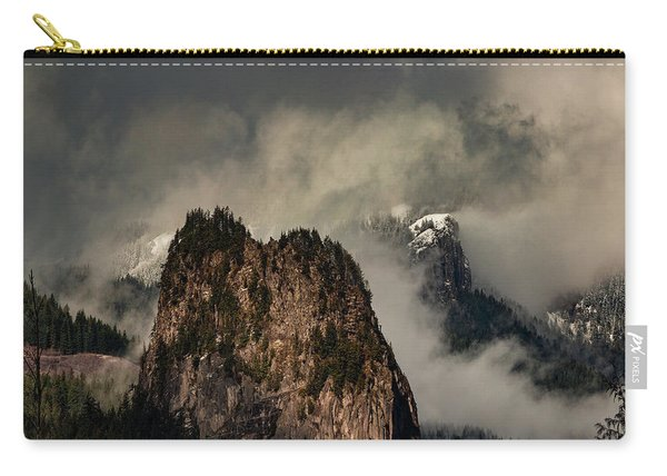 Beacon Rock Carry-all Pouch