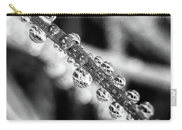 Beaded Chive Carry-all Pouch