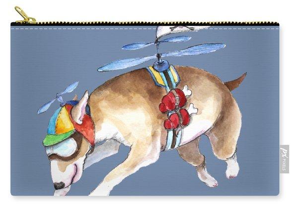 Beanie Bully  Carry-all Pouch
