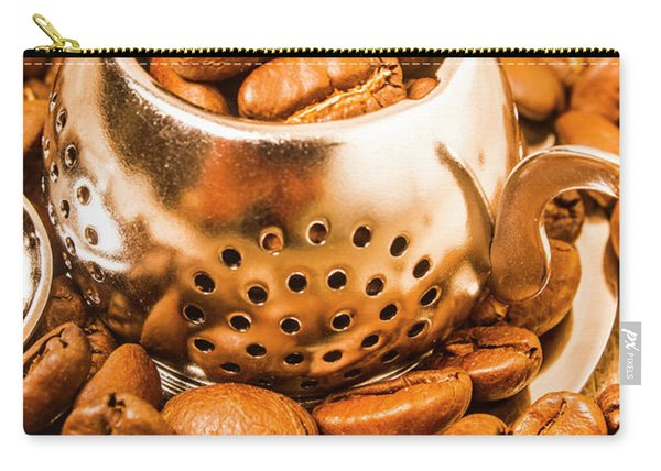 Beans The Little Teapot Carry-all Pouch