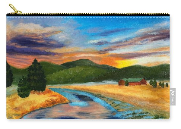 Bear Creek Colorado Carry-all Pouch