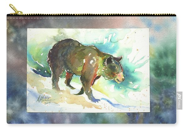 Bear I Carry-all Pouch