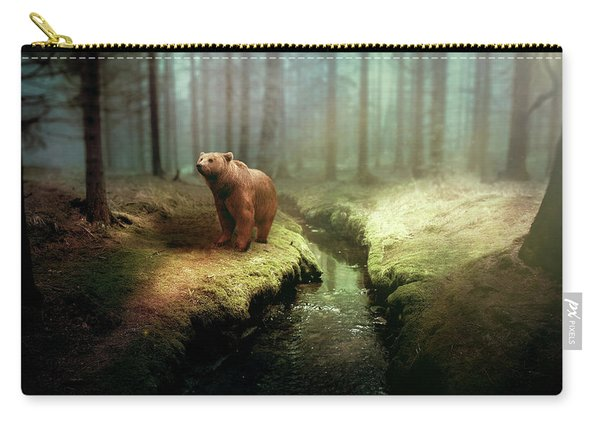 Bear Mountain Fantasy Carry-all Pouch