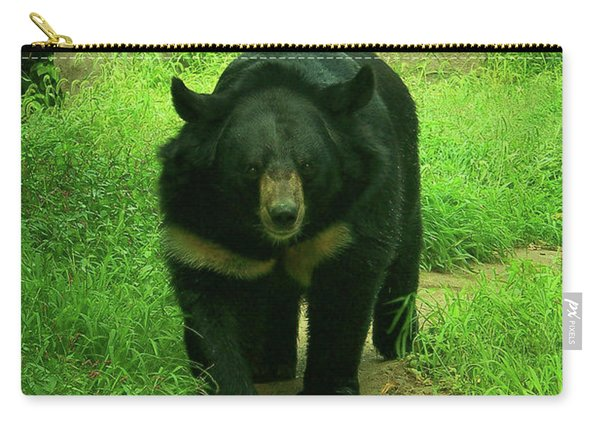 Bear On The Prowl Carry-all Pouch
