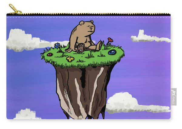 Bear Rock Carry-all Pouch