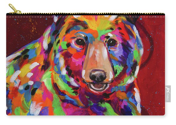 Bear Smile Carry-all Pouch
