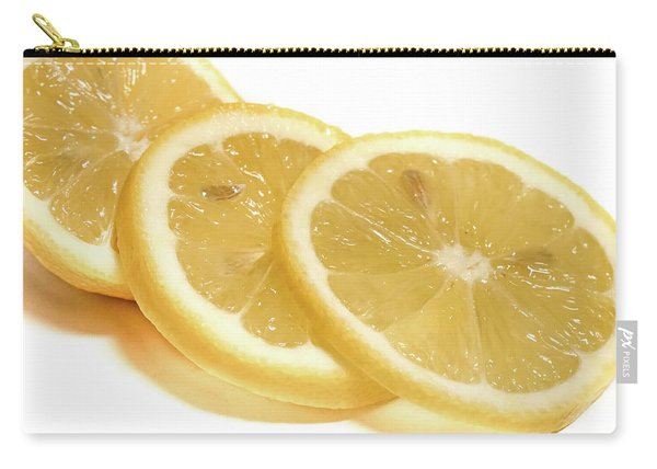 Beat The Heat With Refreshing Fruit Carry-all Pouch