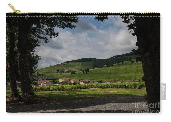 Beaujolais Vineyard Carry-all Pouch
