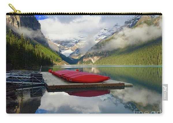 Beautiful Banff Carry-all Pouch