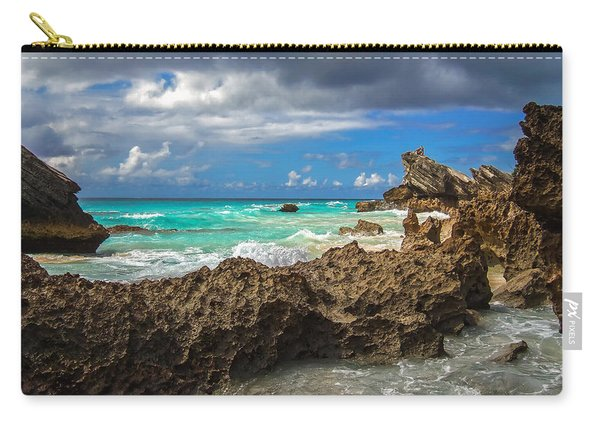 Beautiful Bermuda Carry-all Pouch