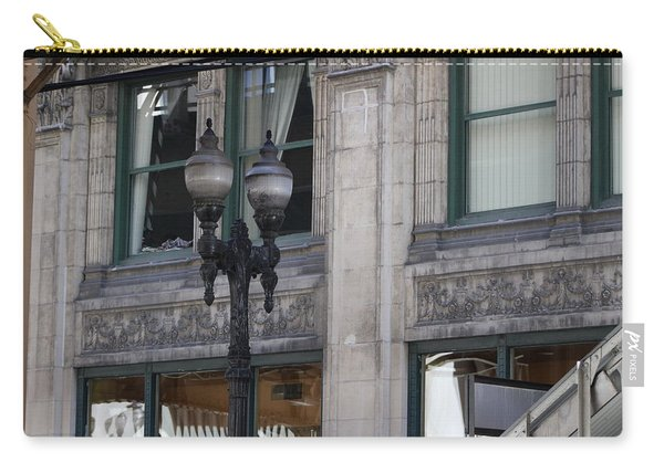 Beautiful Chicago Gothic Grunge Carry-all Pouch