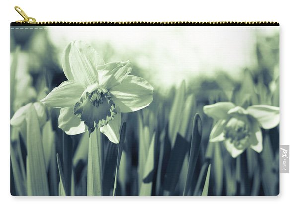Beautiful Daffodil Carry-all Pouch