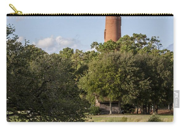 Beautiful Day At Currituck Beach Lighthouse Carry-all Pouch