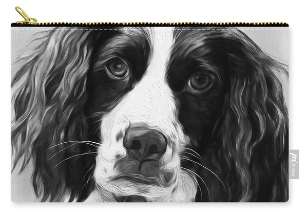 Beautiful Dog  Carry-all Pouch