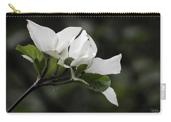 Beautiful Dogwood Carry-all Pouch