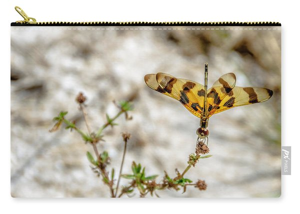 Beautiful Dragonfly Carry-all Pouch