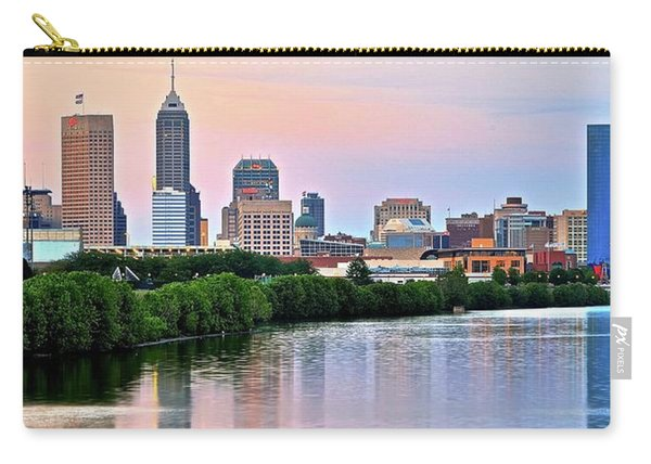 Beautiful Indy Sunset Carry-all Pouch