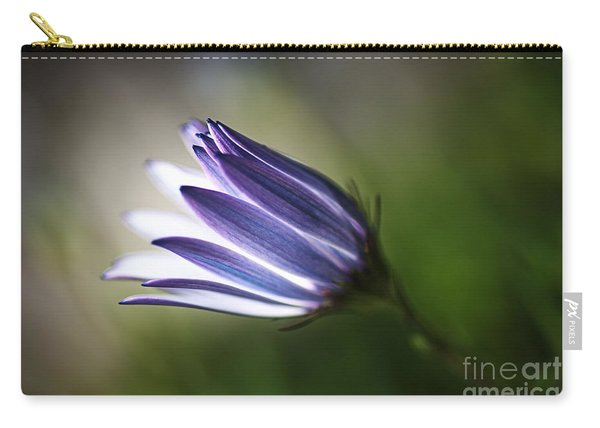 Beautiful Inner Glow Of The Daisy Carry-all Pouch