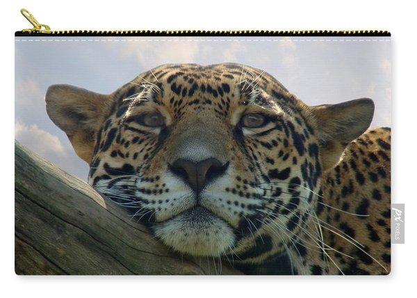 Beautiful Jaguar Carry-all Pouch