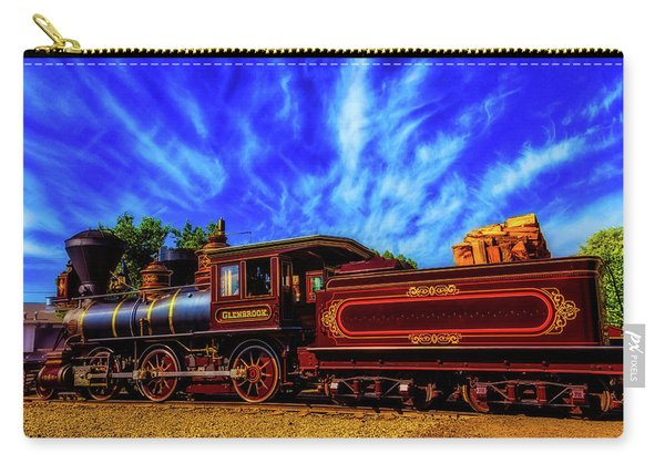 Beautiful Locomotive Glenbrook Carry-all Pouch