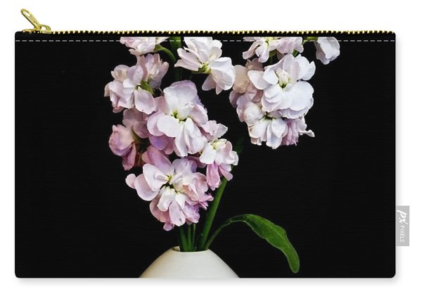 Beautiful Stock Flowers Carry-all Pouch