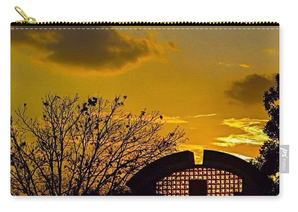 #beautiful #texas #sunset Last #night Carry-all Pouch